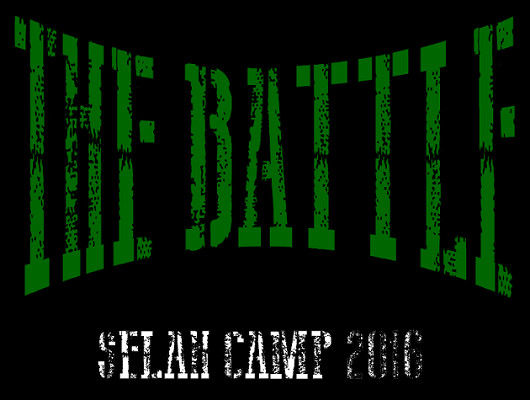 The Battle Selah Camp2016